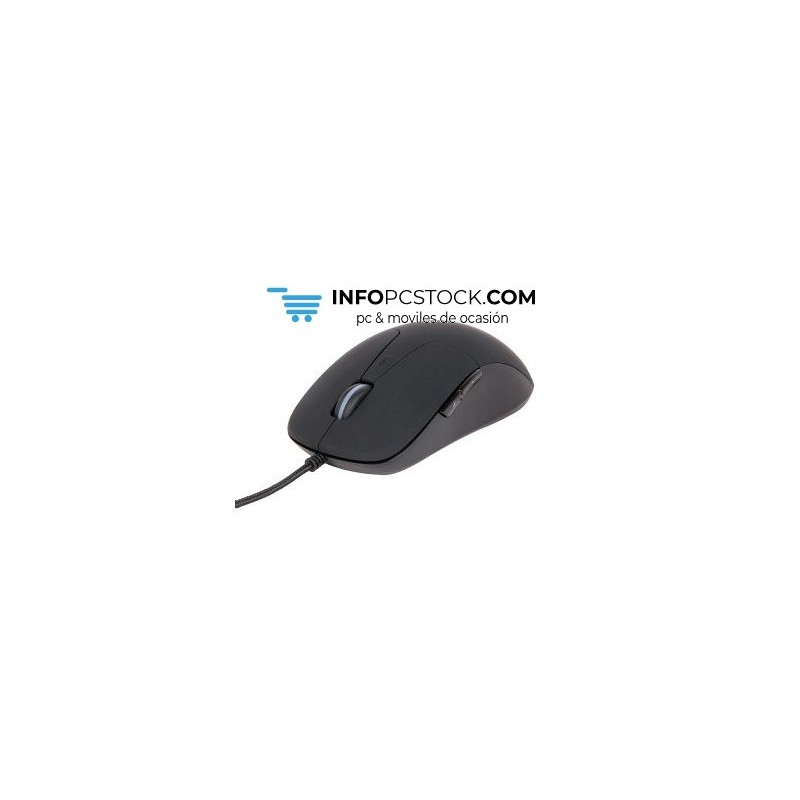 RATON GEMBIRD USB ILUMINADO NEGRO Gembird MUS-UL-01