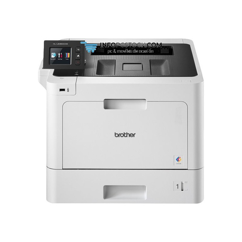 IMPRESORA BROTHER HL-L8360CDW -2400 x 600DPI COLOR Brother HLL8360CDW