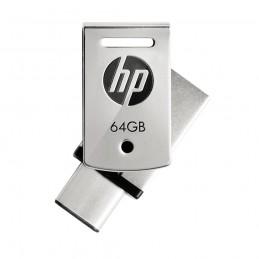 USB 3.0 HP 64GB X5000M OTG TipoC