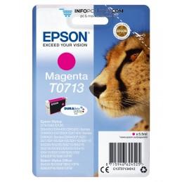 TINTA EPSON T0713 MAGENTA DX4000 5000 6000 7000F Epson C13T07134012