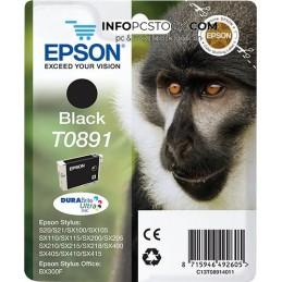 TINTA EPSON NEGRA STYLUS S20,SX205 SEG Epson C13T08914011