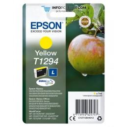 TINTA EPSON STYLUS AMARILLO SX420W 425W OFFICE BX305F 320FW Epson C13T12944012