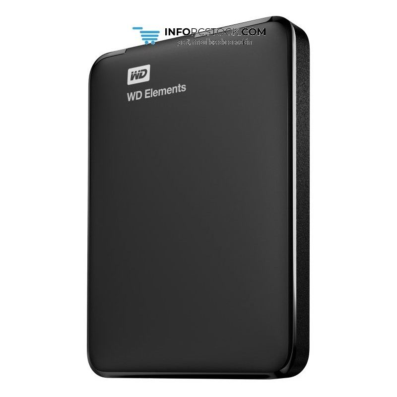 DISCO EXT WD 2,5 1TB ELEMENTS 3.0 NEGRO Western Digital WDBUZG0010BBK-WESN