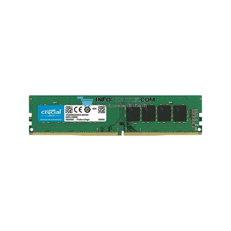 DDR4 CRUCIAL 4GB 2400 Crucial CT4G4DFS824A