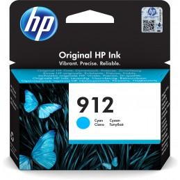 TINTA HP 912 CYAN