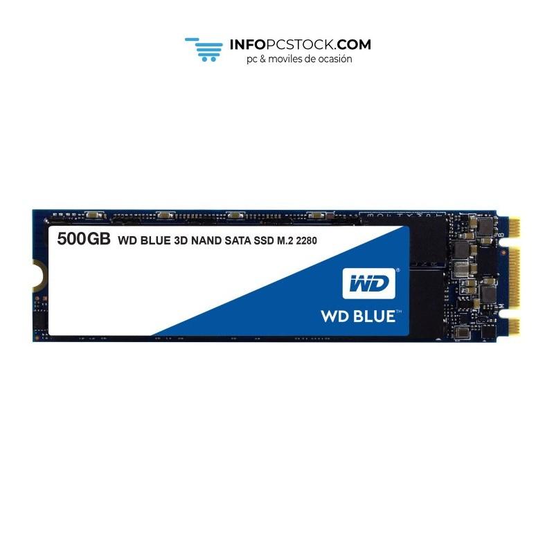 SSD WD BLUE 500GB M2 Western Digital WDS500G2B0B