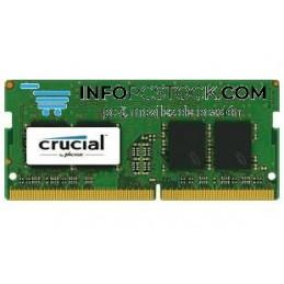 DDR4 SODIMM CRUCIAL 4GB 2400 Crucial CT4G4SFS824A