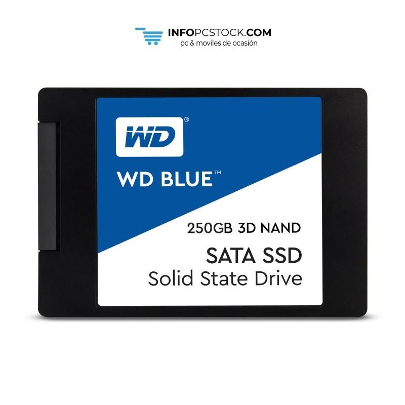 SSD WD BLUE 250GB SATA 7MM Western Digital WDS250G2B0A