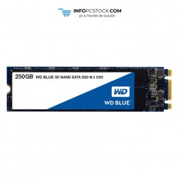 SSD WD BLUE 250GB M2 Western Digital WDS250G2B0B