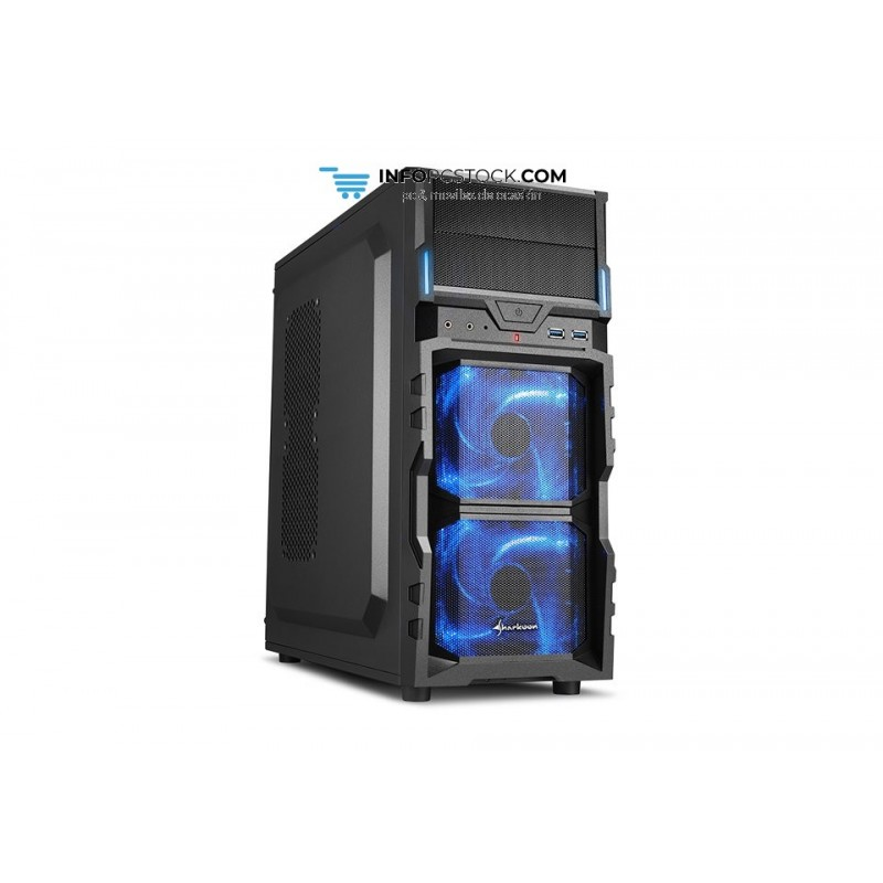 CAJA SHARKOON VG5-V ATX 2XUSB3.0 SIN FUENTE Sharkoon 4044951017478