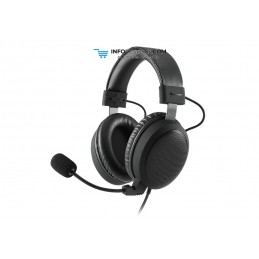 AURICULARES GAMING SHARKOON B1 NEGRO MICROFONO ALAMBRICO Sharkoon 4044951021215