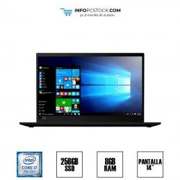 "LENOVO X1 CARBON, INTEL I7 7500U 2,90 GHZ, 8 RAM, 256 SSD, 14\\"" Lenovo 1S20hr0049hhpf0rhw93"
