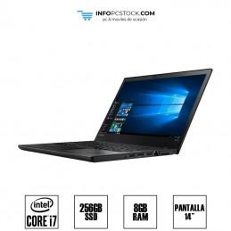 "LENOVO T470, INTEL I7 6600U 2,81 GHZ, 8 RAM, 256 SSD, 14\\"" Lenovo 1s20JNS14N1QPF0WZJWL2"