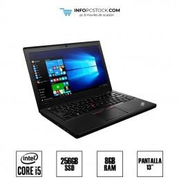 "LENOVO X260, INTEL I5 6200U 2.40 GHZ, 8 RAM, 256 SSD, 13\\"" Lenovo SL10K74503 JS"