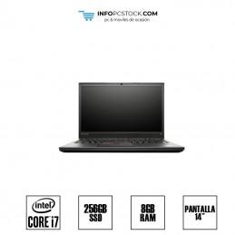 "LENOVO T450S, INTEL I7 5600U 2.60 GHZ, 8 RAM, 256 SSD, 14\\"" Lenovo TP00049B2"