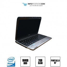 "ACER ASPIRE ONE, intel ATOM N520 1,33 GHz, RAM 2GB, HDD 160GB, 10\"" acer LUS810B136928066752500"