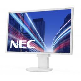 """MONITOR NEC 27\\"""" EA273WMI-WH AH-IPS LED, 1920x1080, 16:9, 250cd/m², 6ms, 16.7M, HDMI HDCP, DVI-D, VGA, DP, 4xUSB NEC 60003607"""