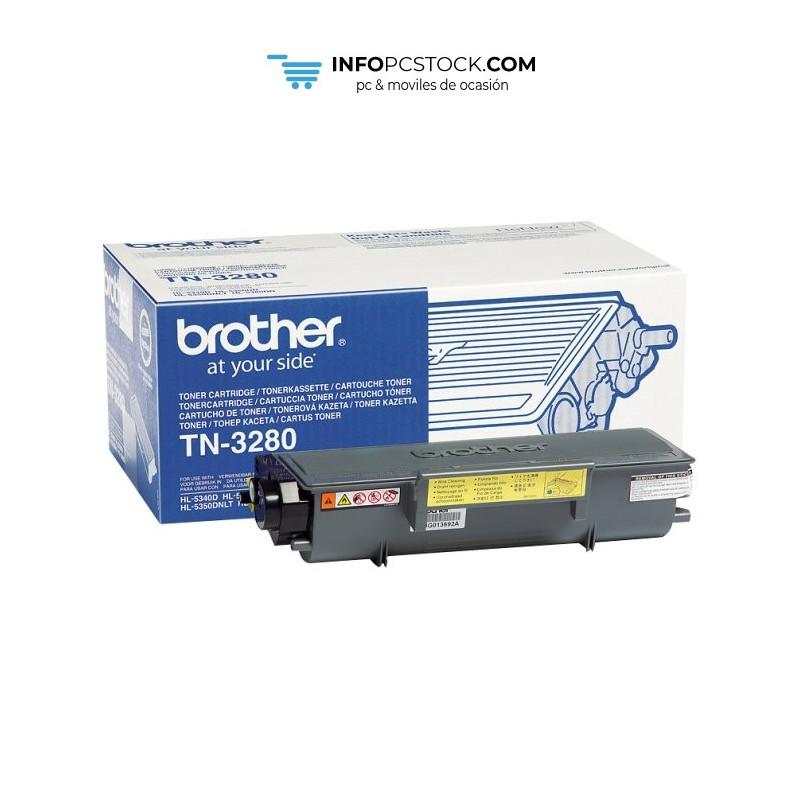 TONER BROTHER TN3280 NEGRO Brother TN3280