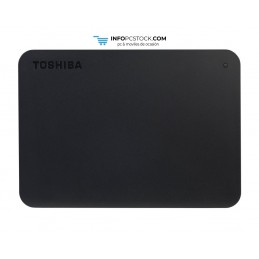 "DISCO EXT 2,5\\"" TOSHIBA BASIC 1TB NEGRO Toshiba HDTB410EK3AA"