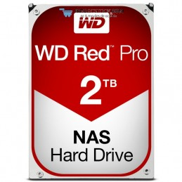 DISCO WD RED PRO 2TB SATA3 64MB Western Digital WD2002FFSX