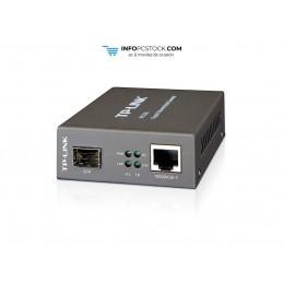 CONVERTIDOR TP-LINK RJ45 1000 A FIBRA MINIGBIC TP-LINK MC220L