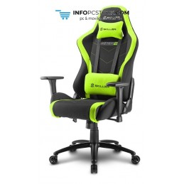SILLA GAMING SHARKOON SKILLER SGS2 NEGRO VERDE 160G Sharkoon 4044951020195