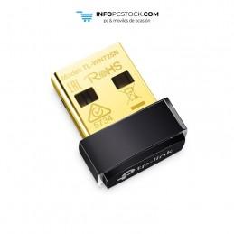 ADAPTADOR RED USB TP-LINK N150 NANO TP-LINK TL-WN725N