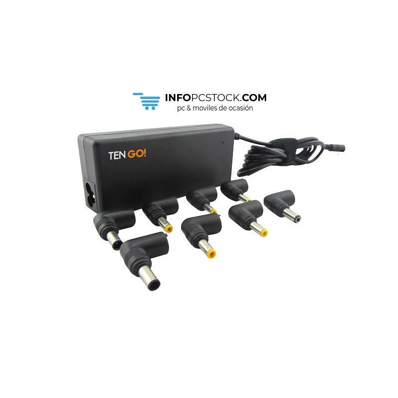 Cargador Portatil 75W Auto 8 conectores TenGO RT3093BT