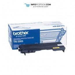 TONER BROTHER TN2005 NEGRO Brother TN2005