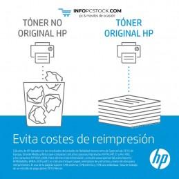 TAMBOR HP 824A AMARILLO HP CB386A