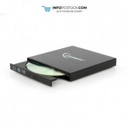 DVDRW EXT GEMBIRD NEGRO Gembird DVD-USB-02