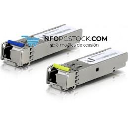 MODULO SFP UBIQUITI UF-SM-1G-S UFIBER TRANSCEIVER MONOMODO 1G BIDI (PACK 2 UND) Ubiquiti Networks UF-SM-1G-S