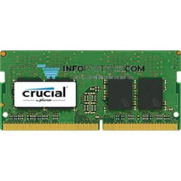DDR4 SODIMM CRUCIAL 8GB 2400 Crucial CT8G4SFS824A