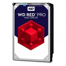 DISCO WD RED PRO 6TB SATA3 256MB Western Digital WD6003FFBX