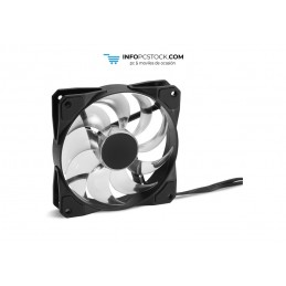 VENTILADOR CAJA SHARKOON PACELIGHT RGB FAN F1 120 X 120 X 26MM 6 X RGB LED Sharkoon 4044951021307