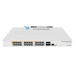 SWITCH MIKROTIK CRS328-24P-4S+RM Mikrotik CRS328-24P-4S+RM