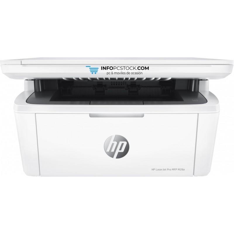 IMPRESORA HP LASERJET PRO M28A MFP MONO HP W2G54A