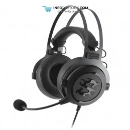 AURICULARES GAMING SHARKOON SKILLER SGH3 NEGRO MICROFONO ALAMBRICO Sharkoon 4044951020713
