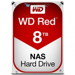 DISCO WD RED 8TB SATA3 256MB Western Digital WD80EFAX