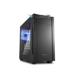 CAJA SHARKOON S1000 WINDOW MATX 2XUSB 3.0 SIN FUENTE NEGRA Sharkoon 4044951013944