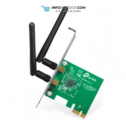 ADAPTADOR RED PCIE TP-LINK N300 TP-LINK TL-WN881ND