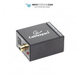 CONVERTIDOR AUDIO ANALOGICO GEMBIRD OPTICO A RCA Gembird DSC-OPT-RCA-001