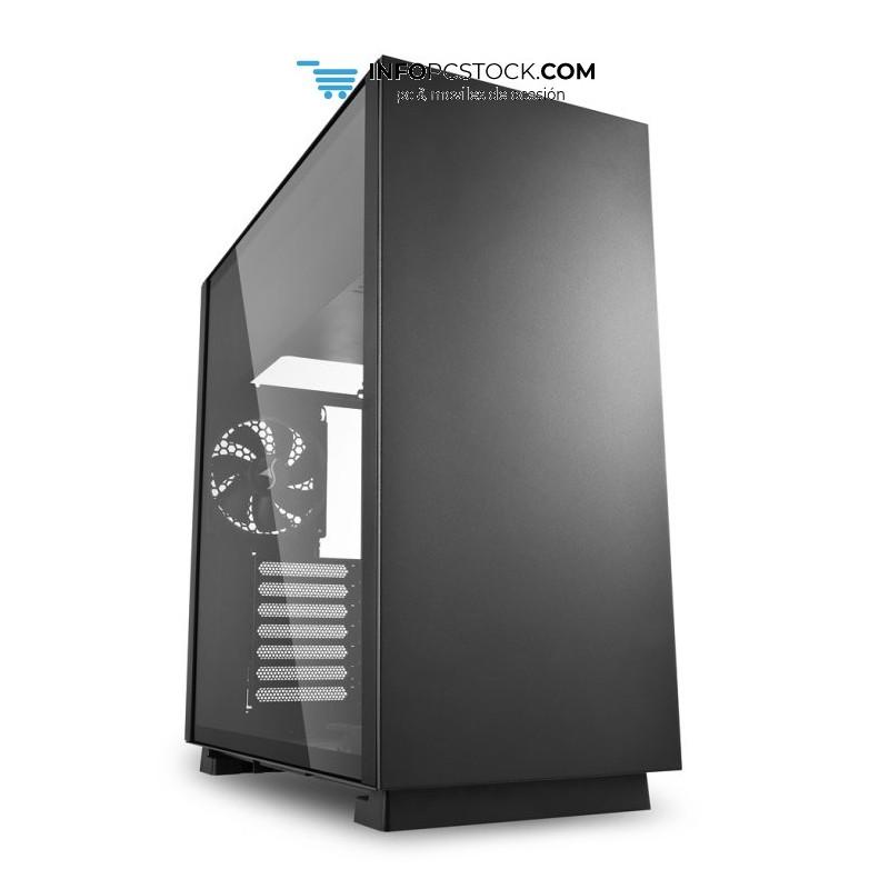 CAJA SHARKOON PURE STEEL ATX 2XUSB3.0 SIN FUENTE NEGRO Sharkoon 4044951026593