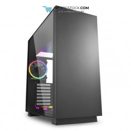 CAJA SHARKOON PURE STEEL ATX 2XUSB3.0 SIN FUENTE RGB Sharkoon 4044951026616