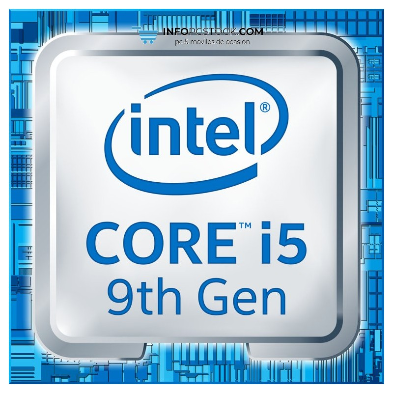 CPU INTEL i5 9600K COFFELAKE S1151 Intel BX80684I59600K
