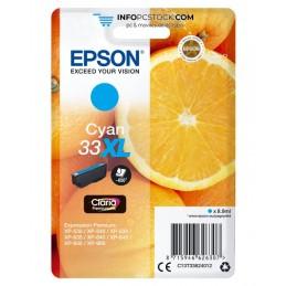 TINTA EPSON CLARIA 33XL CIAN Epson C13T33624012