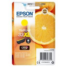 TINTA EPSON CLARIA 33XL AMARILLO Epson C13T33644012