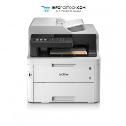 IMPRESORA BROTHER MFCL-3750CDW WIFI Fax ADF BLANCA Brother MFCL3750CDWYY1