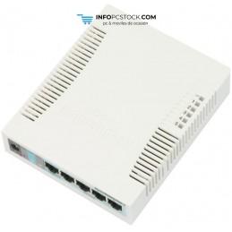 SWITCH MIKROTIK RB260GS CSS106-5G-1S Mikrotik CSS106-5G-1S