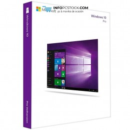 MS WINDOWS 10 PRO 64B DSP Microsoft FQC-08980